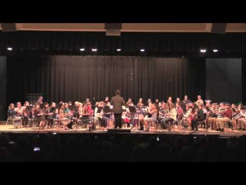 7th Grade Band- You're A Grand Old Flag