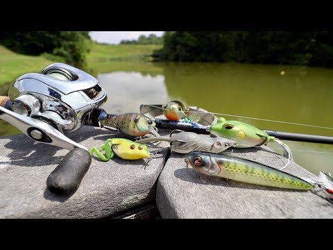 summer-fishing-lure-that-never-fails!!!-(bank-fishing-5-new-lakes-&-ponds)