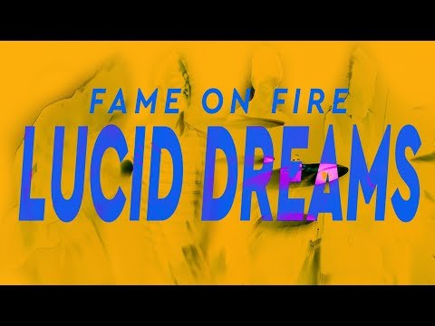 Lucid Dreams - Juice WRLD (Fame On Fire Rock Cover) Trap Goes Punk