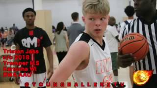 YoungballerzTV: Tristan Jass c/o 2018 is UNSTOPPABLE!