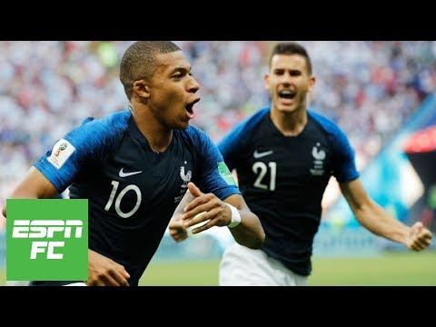 There's 'no limit' to Kylian Mbappe's future after breakout game vs. Argentina | ESPN FC