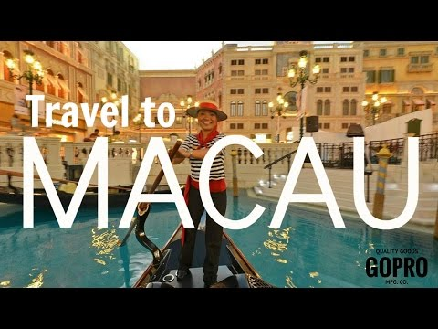 Top places to visit in Macau 2017
