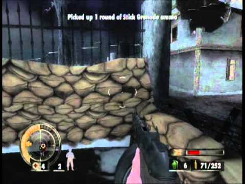 Medal of Honor European Assault - Area 3 Russia Mission 1 Road To Stalingrad
