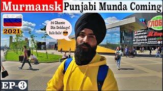 I am Going to Murmansk|Punjabi travel vlog|Punjabi in Russia|Russia Vlog|Indian in Russia vlog|2021