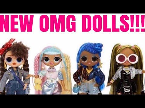 New LOL OMG Dolls Series 2!