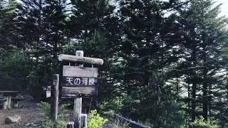 八ヶ岳~天女山・天の河原~