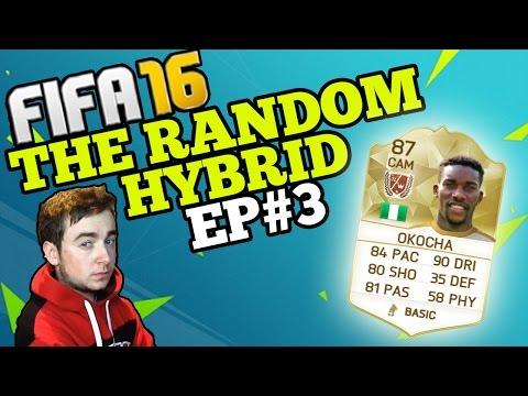 LEGEND JAY JAY OKOCHA! The Random Hybrid - Episode 3!