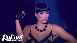Tatianna Slays 'Same Parts'  Performance Challenge | RuVault