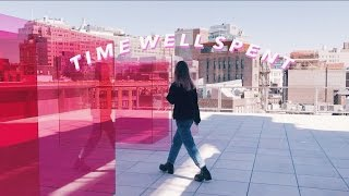 TIME WELL SPENT (In nyc) // CatCreature