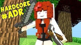 Minecraft: ESTOU CHEIA DE PROBLEMAS TÉCNICOS! - HARDCORE DA ADR (1/3)