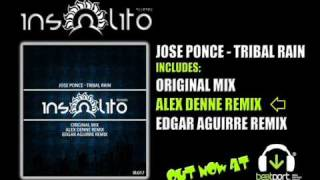 Jose Ponce - Tribal Rain (Insolito Records)