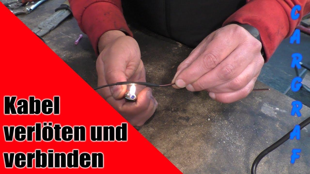 Schrumpfschlauch Schrumpfverbinder Kabel Stoss verbinder Lötverbinder Satz m