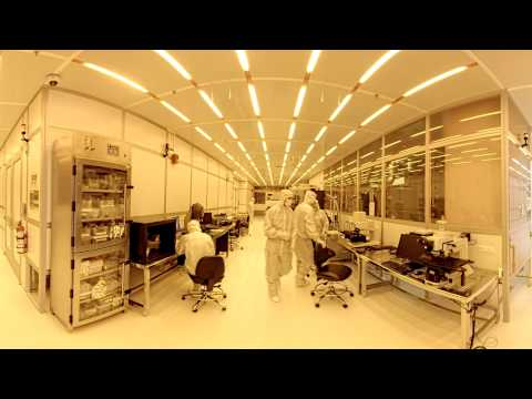KAUST University Core Labs (360 video)