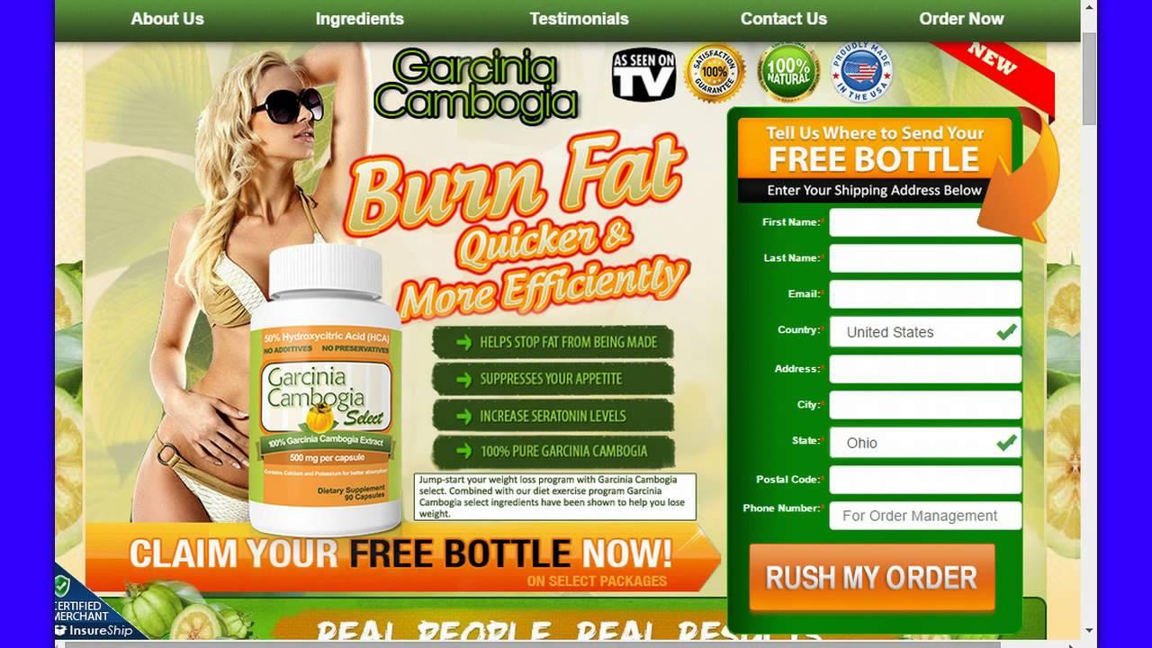 100 puro garcinia cambogia rush nutritional