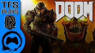 DOOM - 02 - TFS Plays (TeamFourStar)