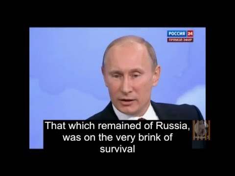 What would Putin have done in 1991?