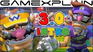 Mario Tennis Aces 3.0 Update Adds a NEW Opening Cutscene! (Adventure Mode)