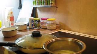 Приготовление цветной капусты  I Alexander Zakurdaev