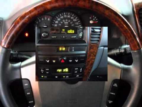 Kia Sorento Interior >> 2003 KIA Sorento 4dr EX 4WD - YouTube