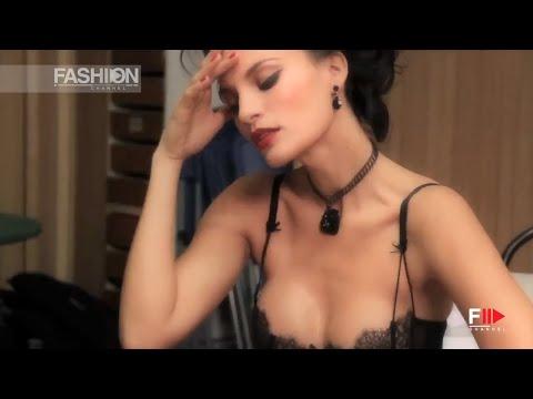 da33b2cb75 CHRISTIES UNDERWEAR Fall Winter 2014 2015 by Fashion Channel - YouTube