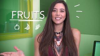 Weekly German Words with Alisa - Fruits