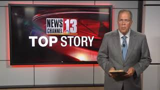 WNYT News Channel 13 Live at 11pm open (9-9-19)