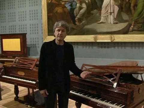 Klavierspielen wie Chopin - auf Flügeln aus dem 19. Jahrhundert