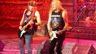 """""""The Red and the Black"""" Iron Maiden@Prudential Center Newark, NJ 6/7/17"""