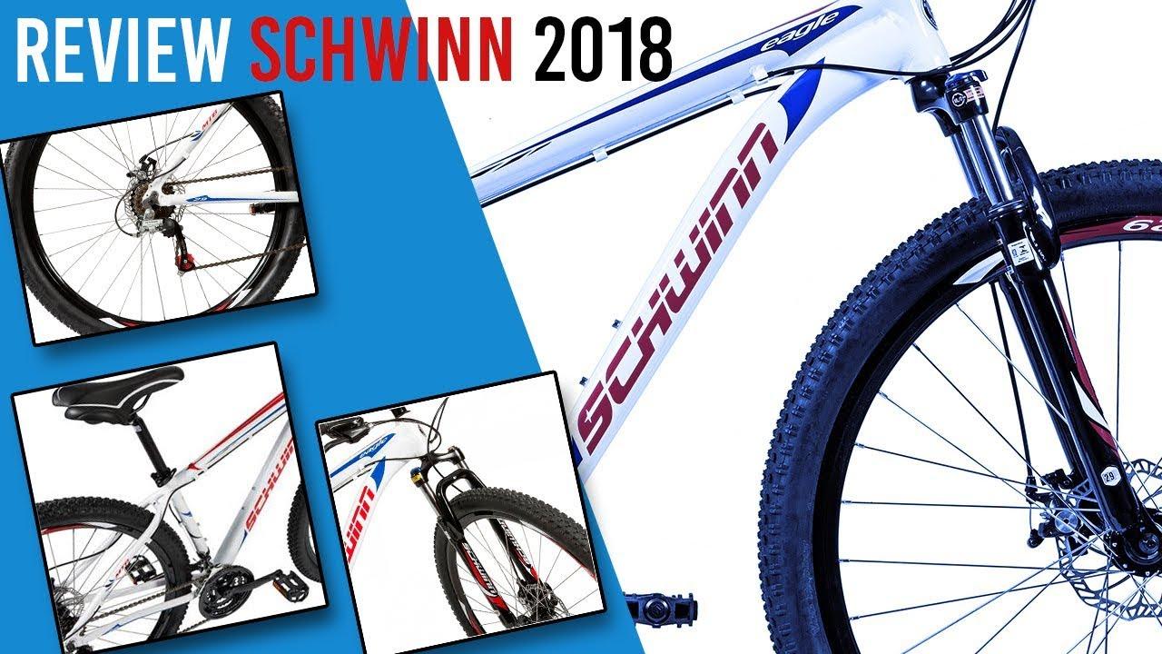 c8d5b87aa Detalhes da Schwinn Eagle Aro 29 - Modelo 2018 - YouTube