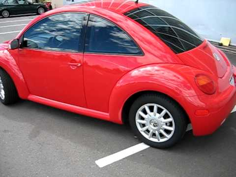 2004 Vw Beetle Walk Around Avi
