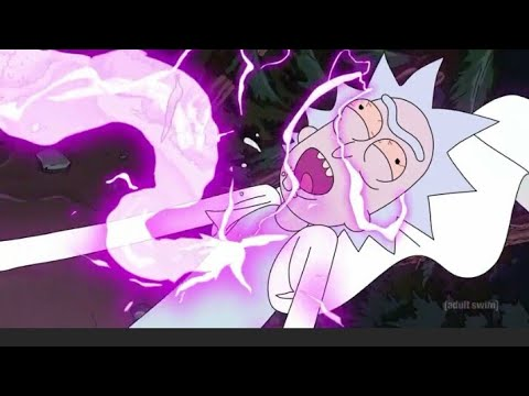 Download Rick soul bonds with Morty's dragon | Rick and morty season 4 episode 4