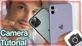 How To Use The iPhone 11 & 11 Pro Camera Tutorial - Tips, Tricks & Features