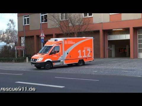 Feuerwehr + Rettungsdienst Berlin FW Wittenau