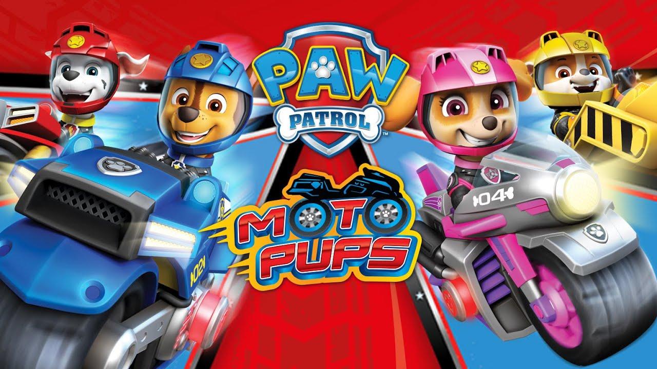 Download NEW PAW Patrol Moto Pups Trailer! Season 7 - PAW Patrol Official & Friends