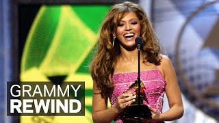 Beyoncé Accepts The GRAMMY For 'Dangerously In Love' In 2004 | GRAMMY Rewind