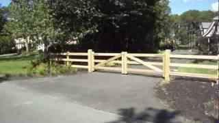 The Perfect Board Fence | Sunrise Custom Fence Inc.