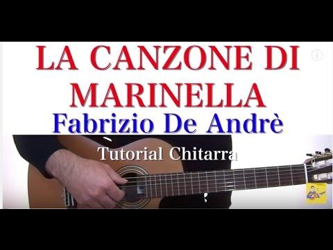 la canzone di marinella f de andre 39 divertiamoci con la chitarra youtube. Black Bedroom Furniture Sets. Home Design Ideas