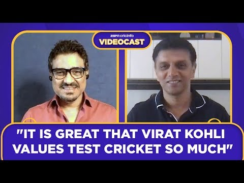 ESPNcricinfo Videocast with Sanjay Manjrekar - Featuring Rahul Dravid