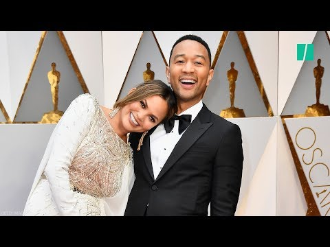 John Legend And Chrissy Teigen Have A New Baby!