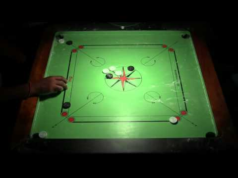 US OPEN 2015 Carrom Championship Singles 3rd Position Match   Full