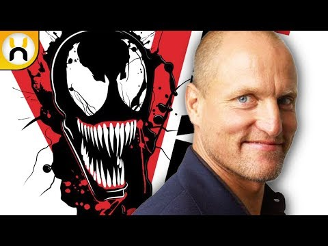 VENOM Casts Woody Harrelson in Mysterious Villain Role