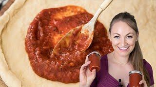 Easy No Cook Homemade Pizza Sauce