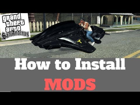 How To Install Mods In GTA San Andreas (Easiest Way) Step By Step