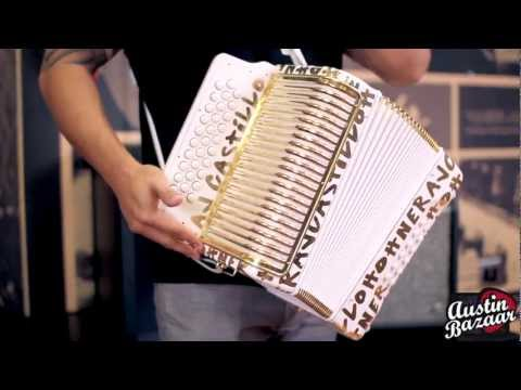 Custom Hohner Corona II Accordion Demo [Subtítulos Españoles]