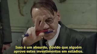 Reação de Hitler à Declaração de Ronaldo Sobre Copa do Mundo