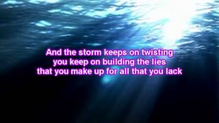Nicholas McDonald  - In The Arms of an Angel (Lyrics)