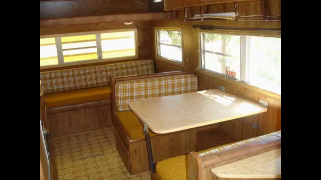 Wilderness Camper Wiring Diagram Not Lossing Teardrop Trailer Interior 1979 Fleetwood Travel Youtube Rh Com 30a Slide In