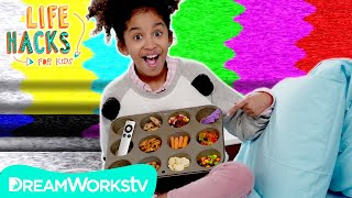 Binge Watching Hacks | LIFE HACKS FOR KIDS
