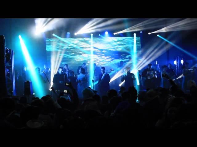 Una noche en el infierno con Los Ángeles Azules #ViernesCultural