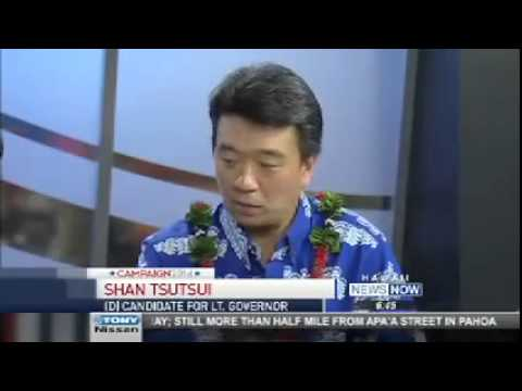 Tsutsui Unable To Defend Ige